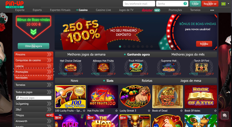 Criar roleta online casinos 31564