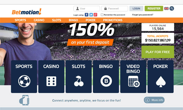 Betmotion 20 online 37749