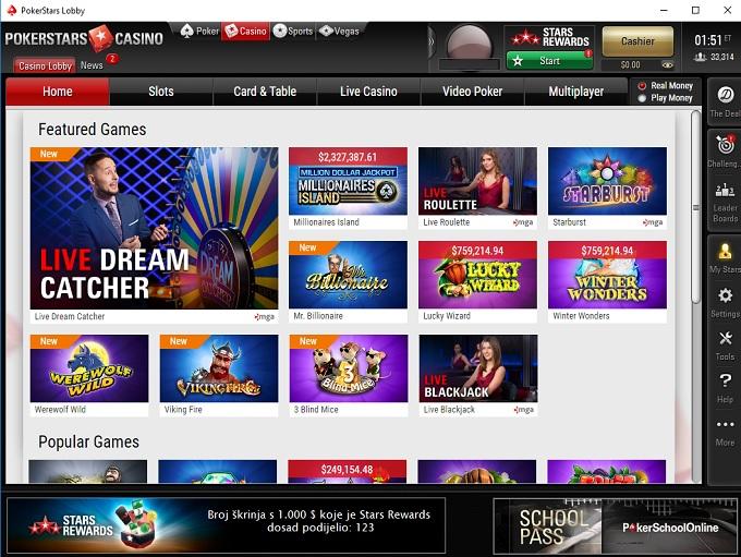 10 casino Brasil poker 65572