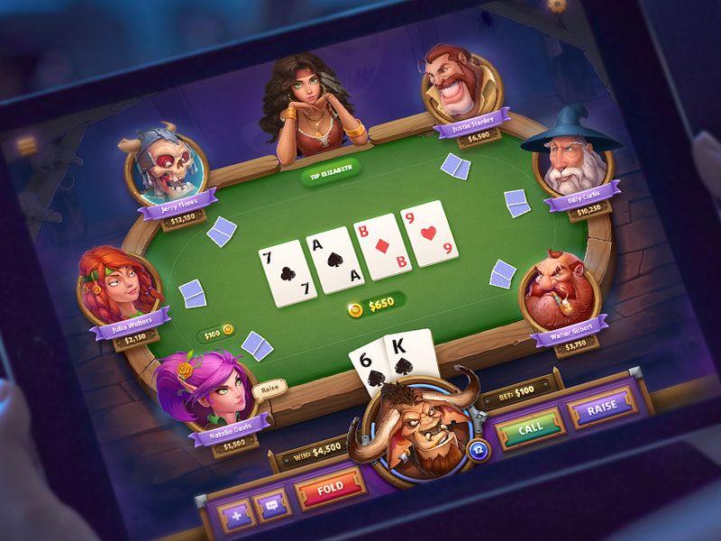 Poker online 52272