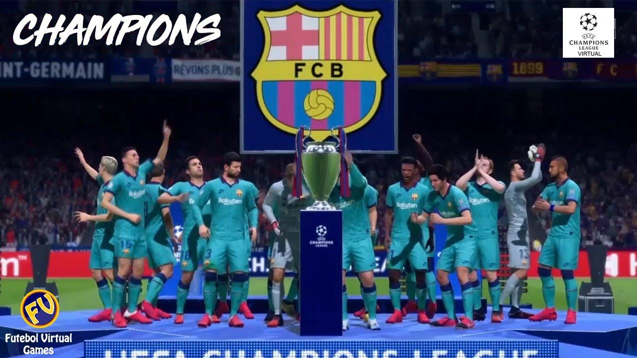 Virtual champions prorrogação 49864