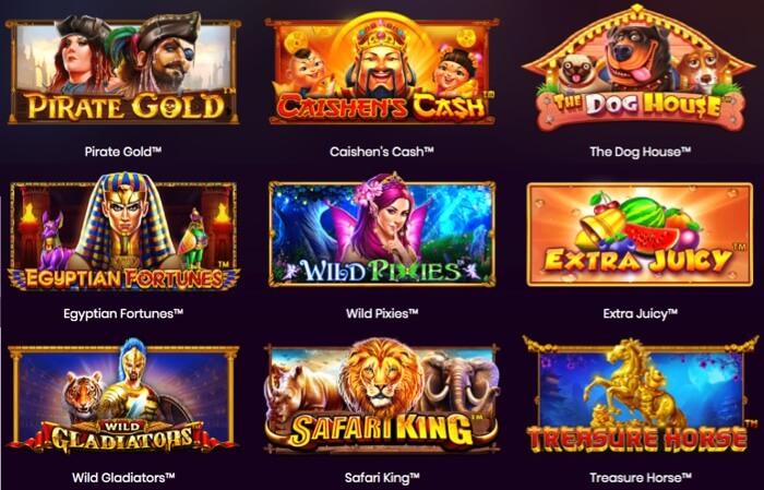Casinos pragmatic 56609