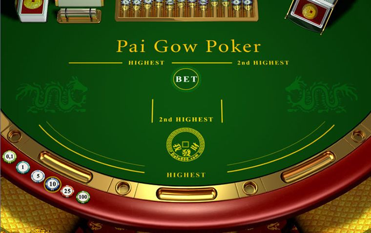 Pai gow casino 11736