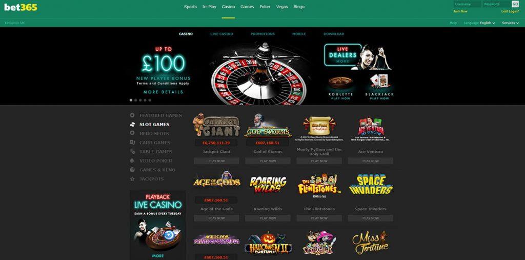 Visa casino 32295