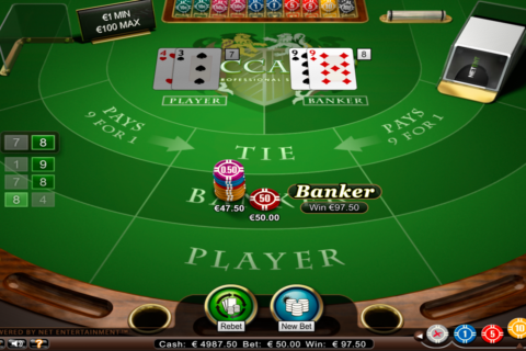 Como jogar baccarat victorious 59247
