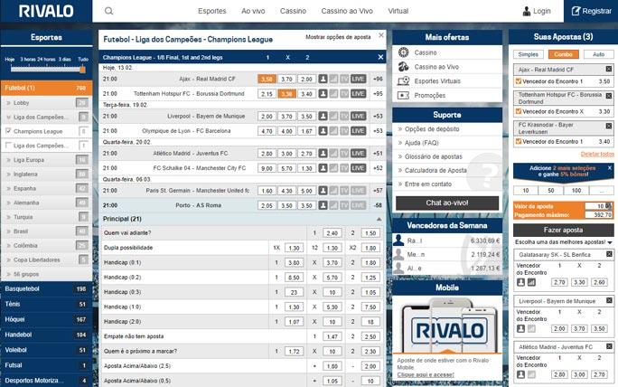 Rivalo website starburst caça 23596