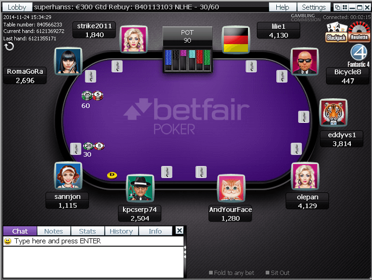 Betfair account motörhead casino 60362
