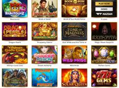 Unique casino slots 48261