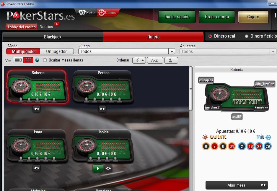 Poker stars 40751