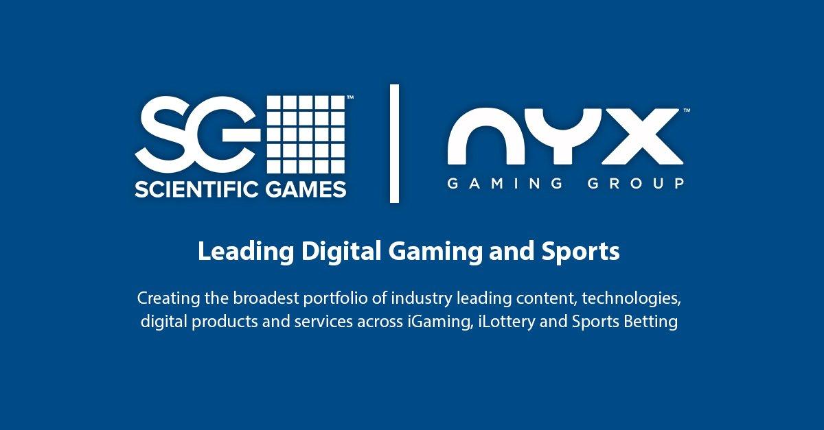 Nyx gaming group 43555