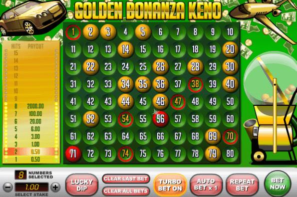 Reguladoras loteria kenolab keno 33410