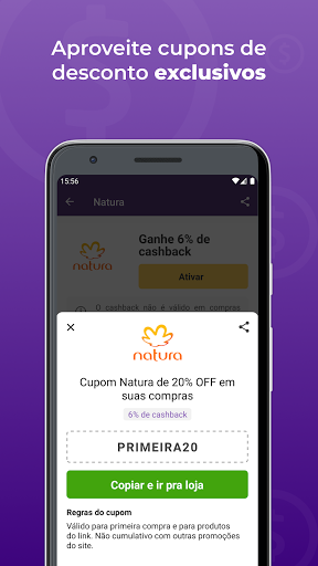 Cashback app 31112