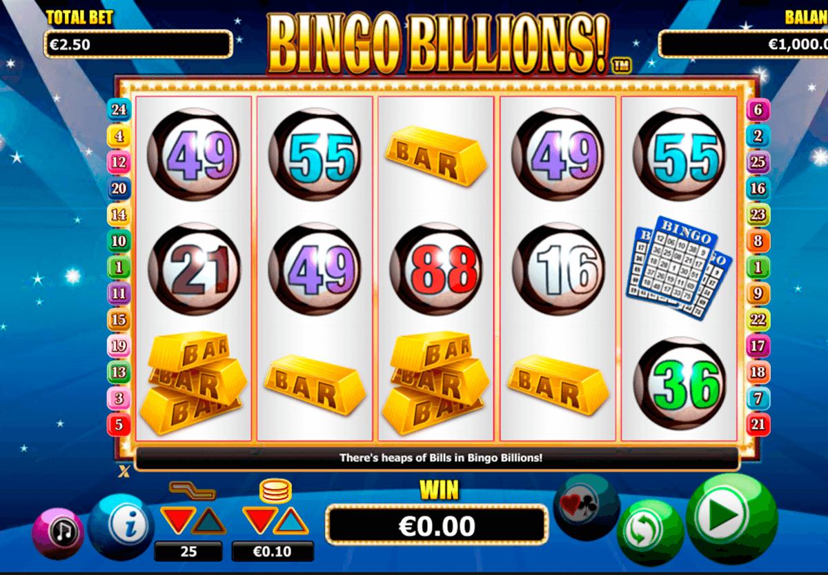 Jogar bingo 66924