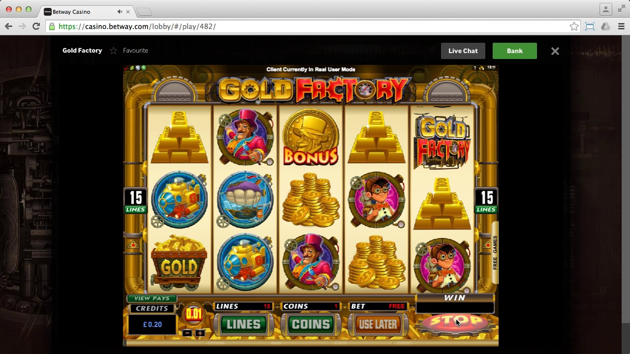 Bet way casino faturamento 14992