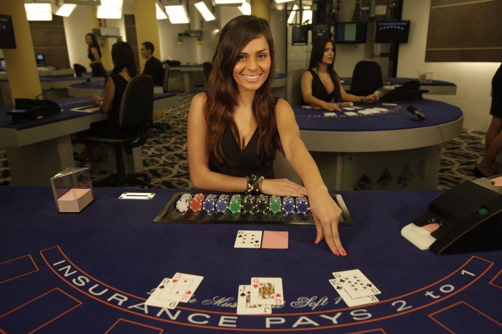 Crupiê salario casinos 31856