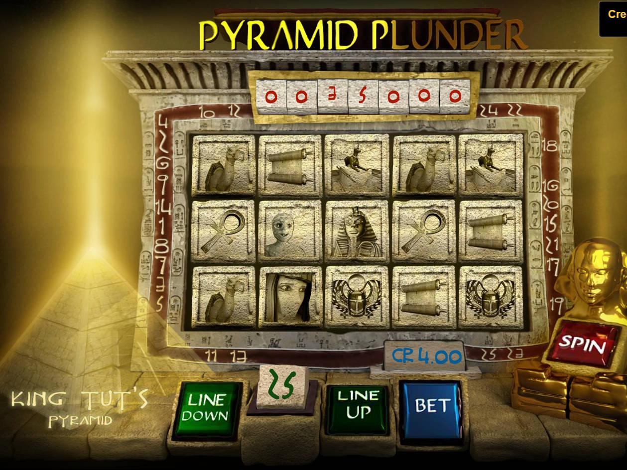 Jogar faraó 56827