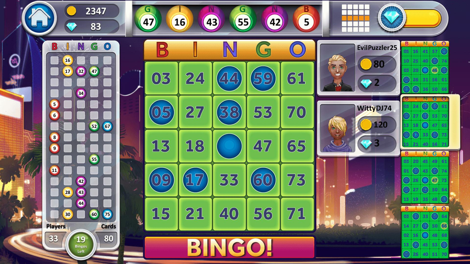 Bingo eletronico online 17759