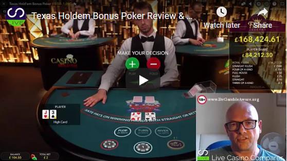 Roleta bonus poker evolution 37982