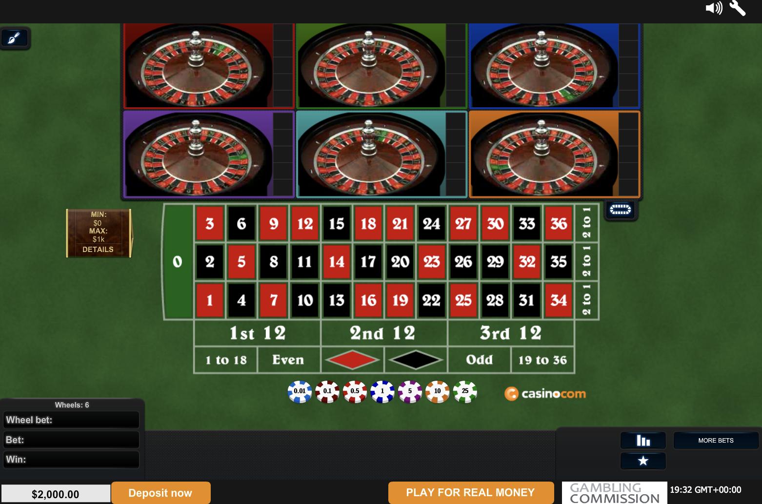 Rival gambling 57162