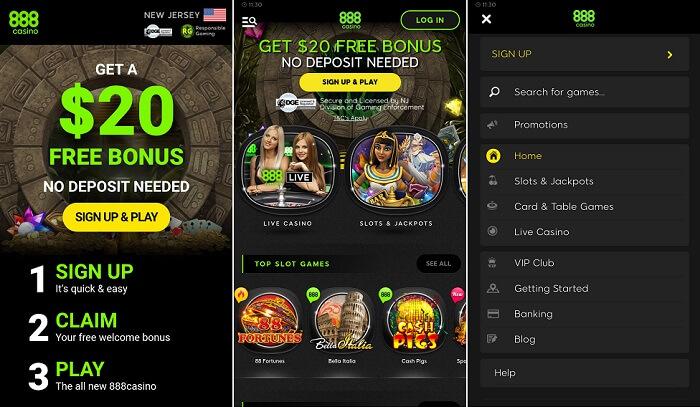 Casino 888 online vídeo 55399