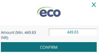Ecopayz ou 28001