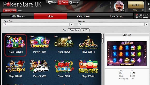 Stars poker jogos 27833