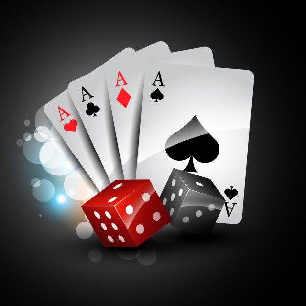 Cartão para casino rango 28057