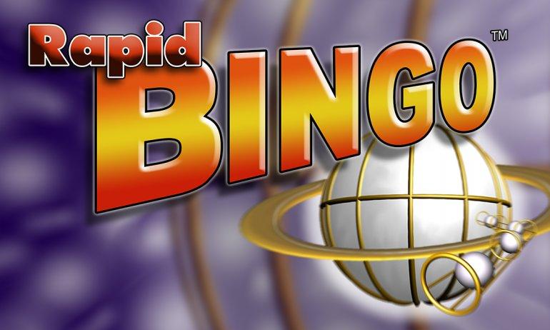 Rapid bingo keno loteria 50858