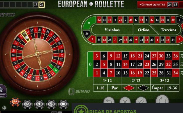 Estratégia roleta online poker 60797