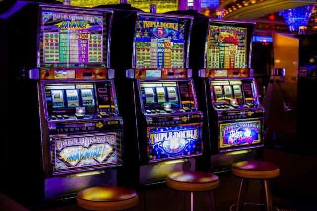 Slot machine 13301