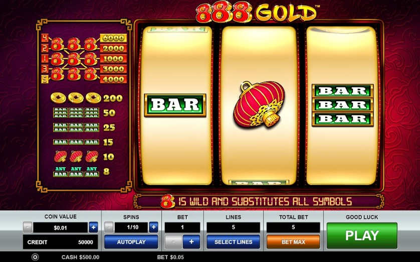 Baccarat gold 34144