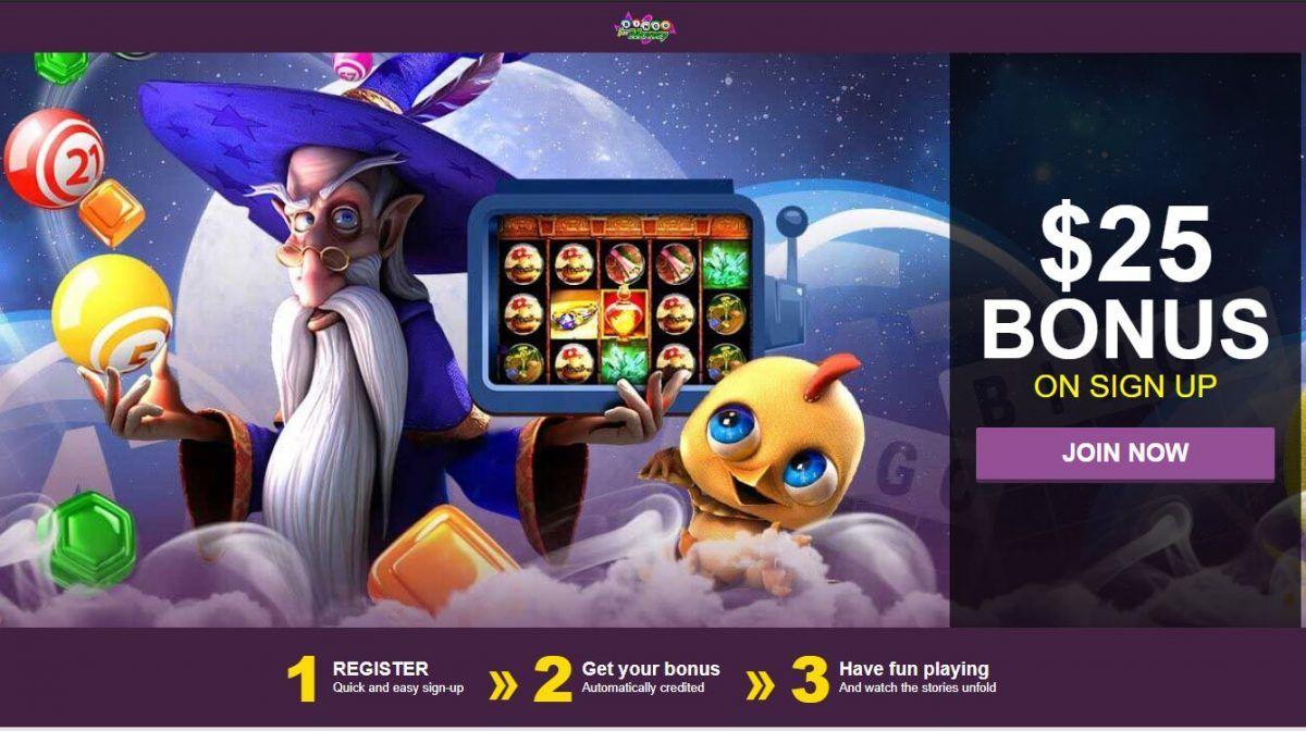 Bonus para investir bingo 36315