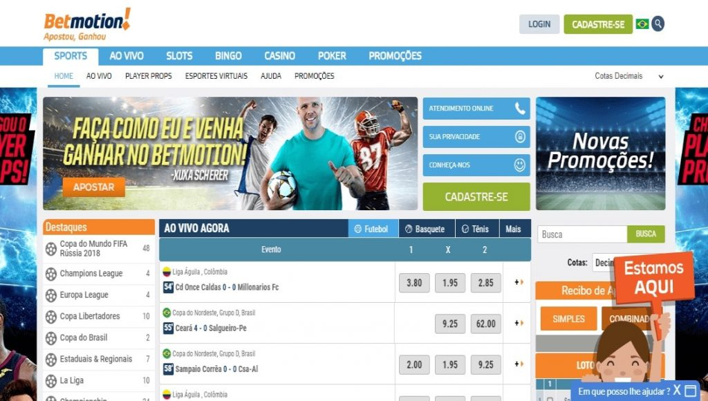 Betmotion 20 14432