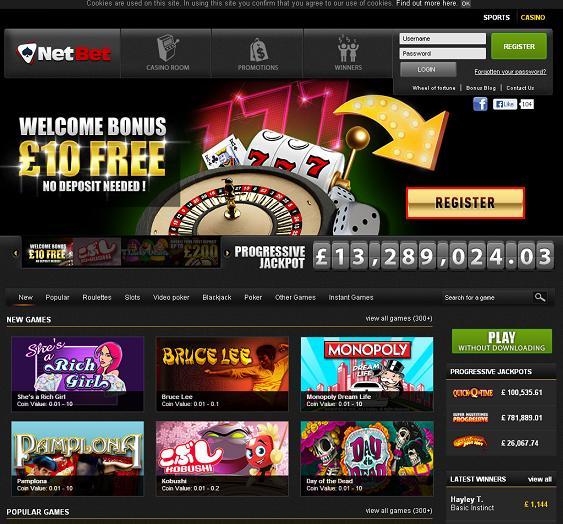 Bonus casino 13053