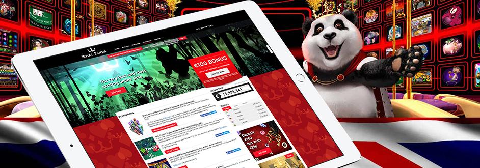 Royal Panda bitcoin 31605