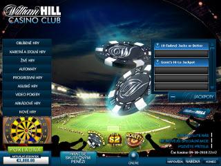 Casino confiável William Hill 41818
