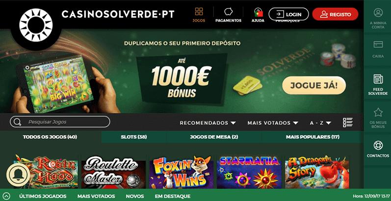 Casino solverde premier league 31175