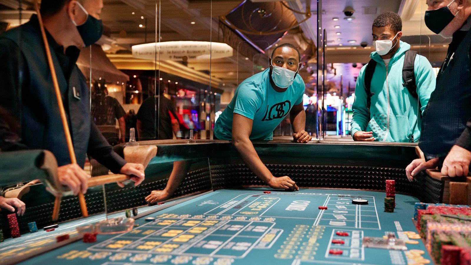 Casinos edict 22815