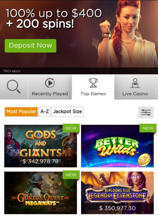 Casinos gts Portugal cashback 42470