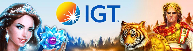Casinos IGT gamomat populares 17098