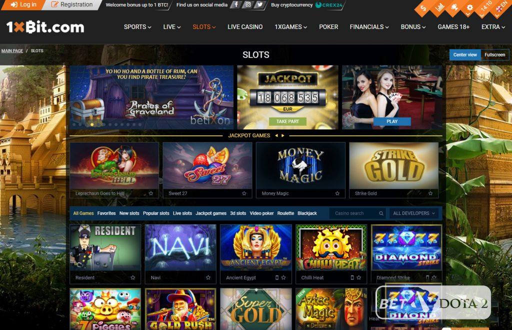 Cassino BTC casinos 56254