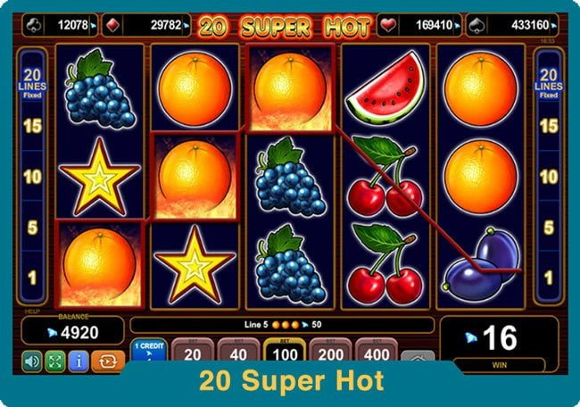 Slot machine 25756