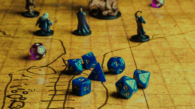 Dungeons and dragons 41724