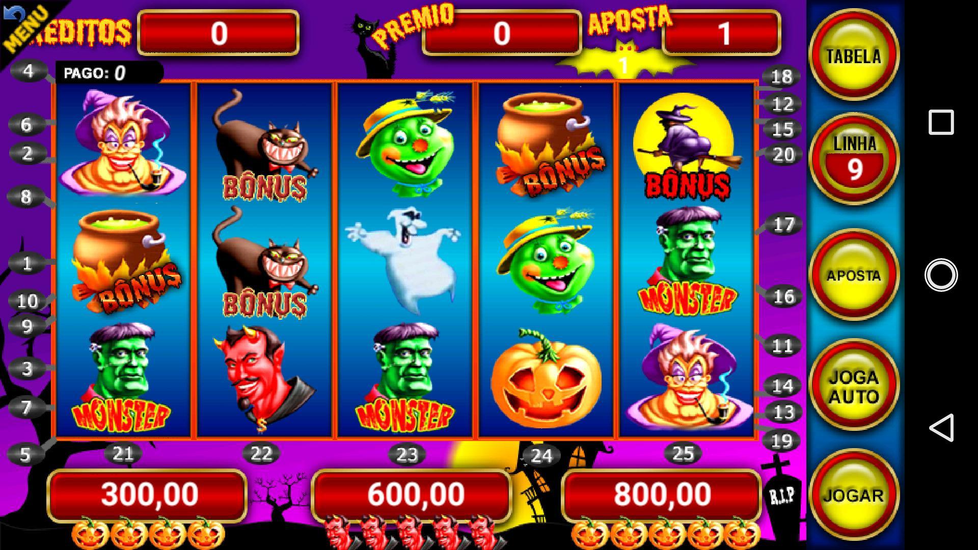 Energy casino caça 31509