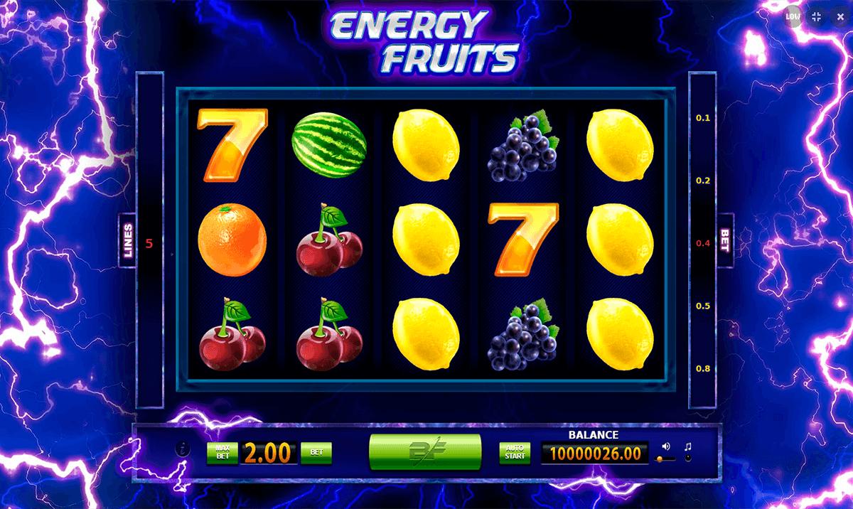 Energy casino 60277