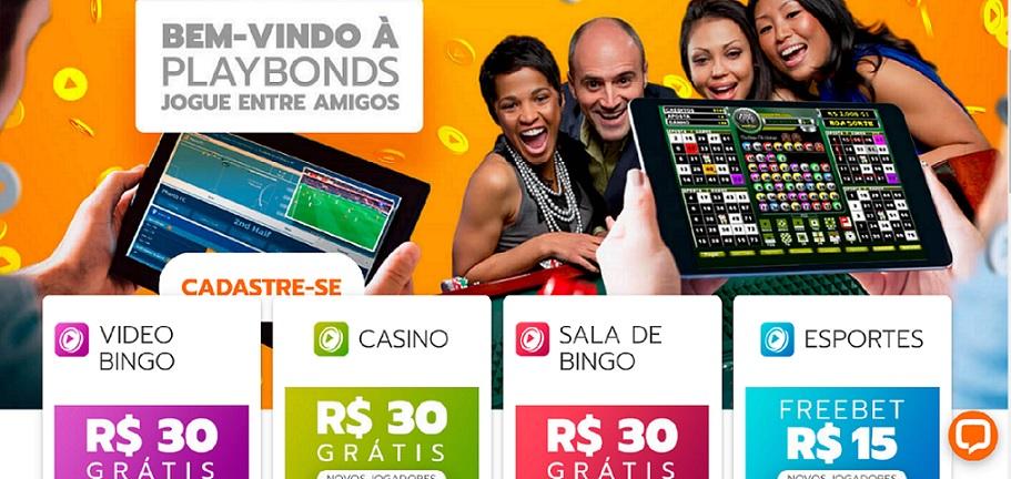 National casino Brasil playbonds 41423