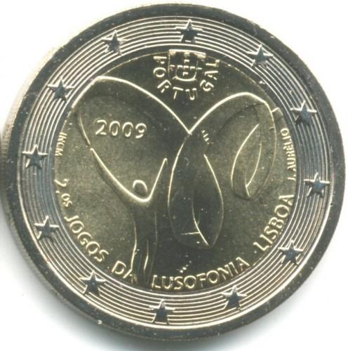 Portugal moedas euro 19648