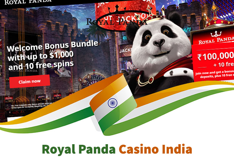 Royal Panda bitcoin bingo 34435