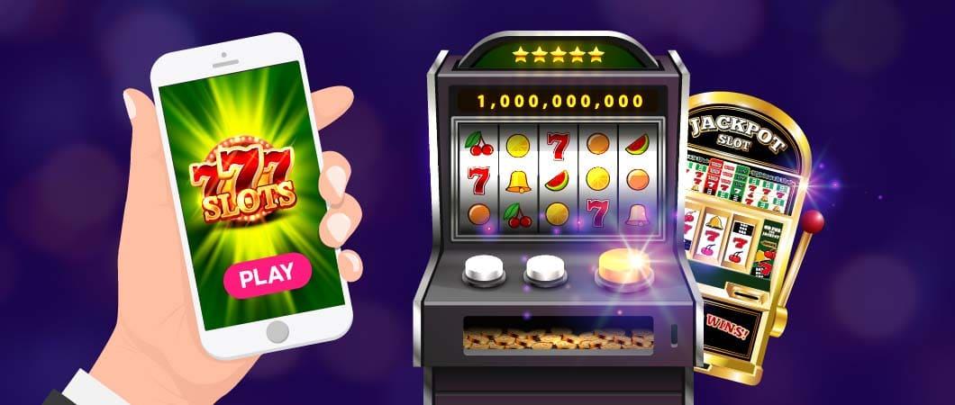 Slot machines 46328