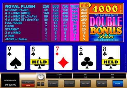 Vídeo poker 51854